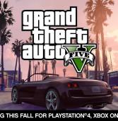 E3 2014: GTA V uz jaunajām konsolēm un PC rudenī