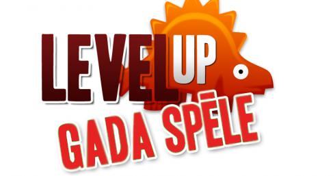 LevelUp Gada Spēle 2014